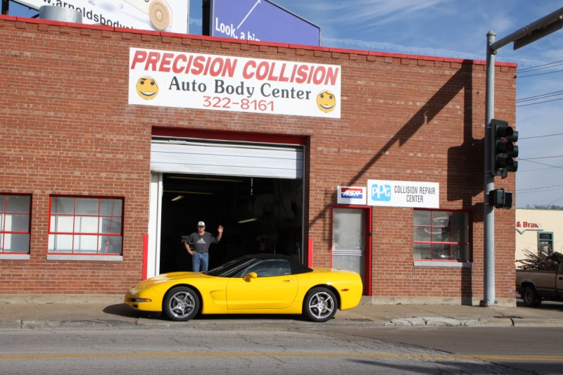 PC Auto Body Shop Davenport IA